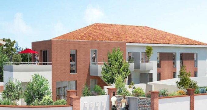 Achat / Vente appartement neuf Aucamville proche centre (31140) - Réf. 3175