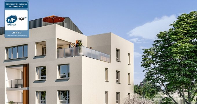 Achat / Vente appartement neuf Auzeville-Tolosane proche centre (31320) - Réf. 4127