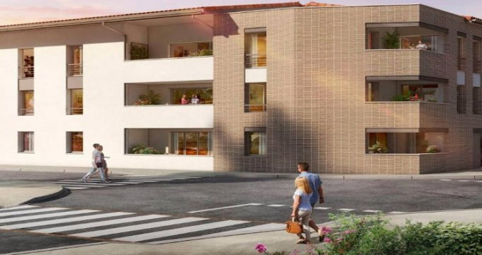 Achat / Vente appartement neuf Beauzelle à 3 minutes des écoles (31700) - Réf. 4567