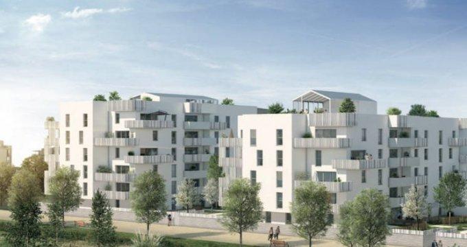 Achat / Vente appartement neuf Beauzelle au coeur de l'écoquartier Andromède (31700) - Réf. 3587