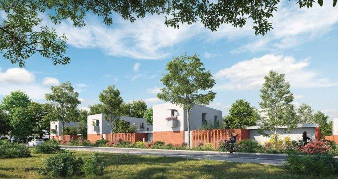 Achat / Vente appartement neuf Beauzelle au sein de l'écoquartier Andromède (31700) - Réf. 6310
