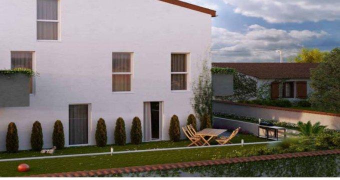 Achat / Vente appartement neuf Blagnac à 5 min du centre (31700) - Réf. 4679