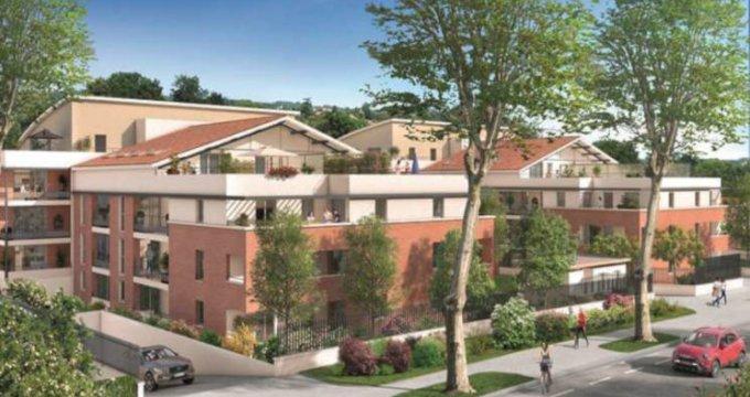 Achat / Vente appartement neuf Castanet-Tolosan à 1 km du centre (31320) - Réf. 3164