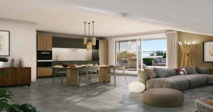 Achat / Vente appartement neuf Castanet-Tolosan à 5 min du cœur de ville (31320) - Réf. 4998