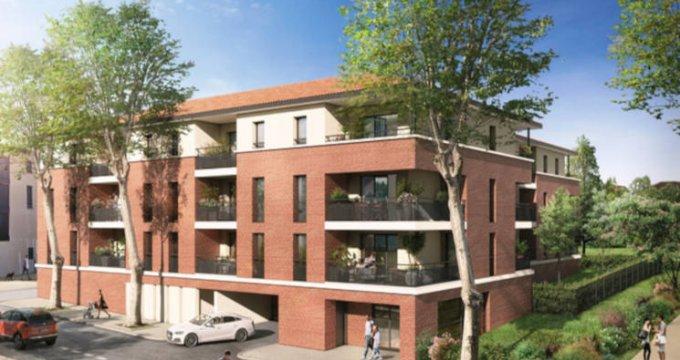 Achat / Vente appartement neuf Castanet-Tolosan proche mairie (31320) - Réf. 3173