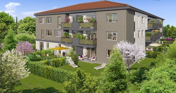 Achat / Vente appartement neuf Castanet-Tolosan proche métro B (31000) - Réf. 4134