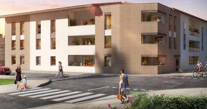 Achat / Vente appartement neuf Centre ville de Beauzelle (31700) - Réf. 6274