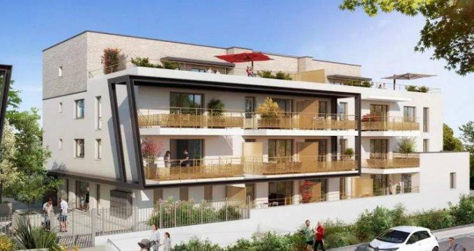 Achat / Vente appartement neuf Colomiers en coeur de ville (31770) - Réf. 4682