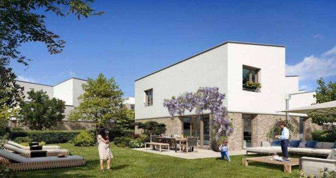 Achat / Vente appartement neuf Cornebarrieu secteur calme et résidentiel (31700) - Réf. 4864