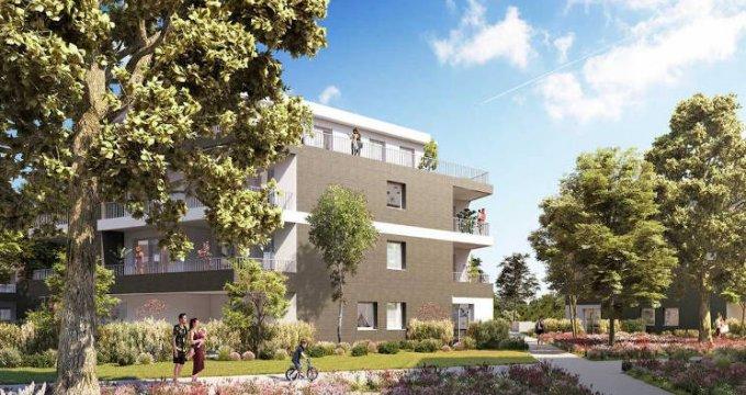 Achat / Vente appartement neuf Cugnaux centre proche bus (31270) - Réf. 4641