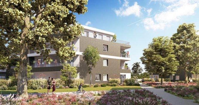 Achat / Vente appartement neuf Cugnaux proche écoles (31270) - Réf. 5409