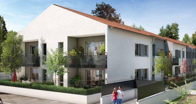 Achat / Vente appartement neuf Fonbeauzard proche école (31140) - Réf. 3290