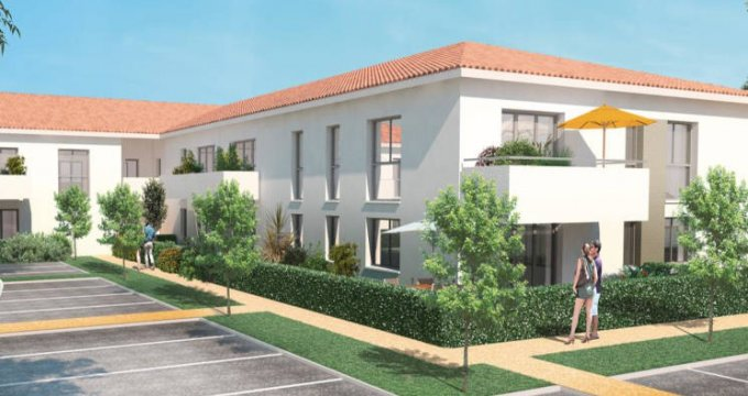 Achat / Vente appartement neuf Frouzins centre-ville (31270) - Réf. 3599