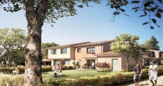Achat / Vente appartement neuf Frouzins coeur de village (31270) - Réf. 97