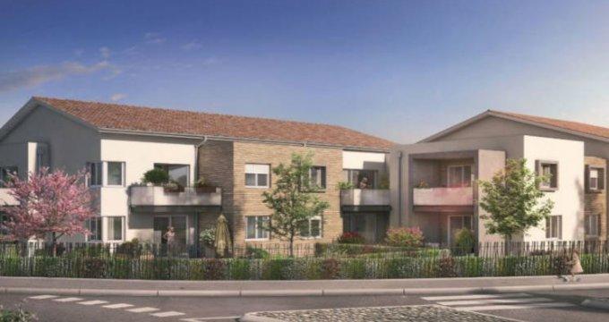 Achat / Vente appartement neuf Frouzins proche lac (31270) - Réf. 3310