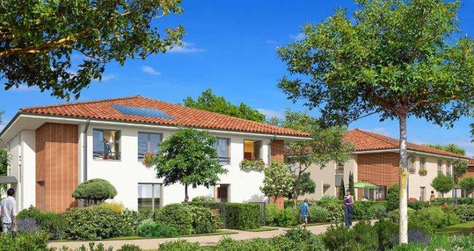 Achat / Vente appartement neuf Gratentour proche centre (31150) - Réf. 3107