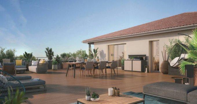 Achat / Vente appartement neuf Labarthe-sur-Lèze à 15 min de Basso Combo (31860) - Réf. 5954