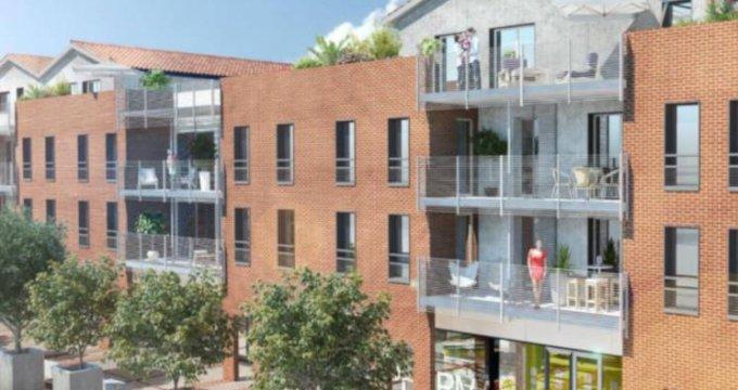 Achat / Vente appartement neuf Labarthe-sur-Lèze proche commerces (31860) - Réf. 3174
