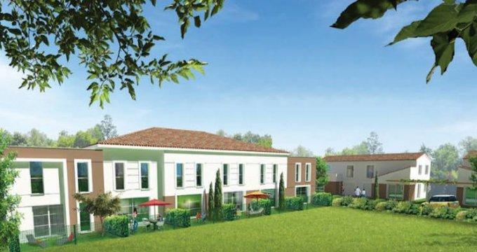 Achat / Vente appartement neuf Léguevin à deux pas du centre-ville (31490) - Réf. 4652