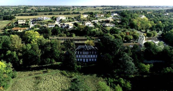 Achat / Vente appartement neuf Pin-Balma coeur de village maison de maître (31130) - Réf. 6158