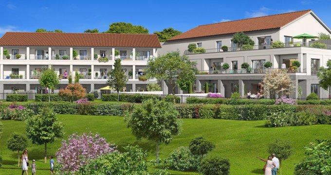 Achat / Vente appartement neuf Quint-Fonsegrives (31130) - Réf. 3829