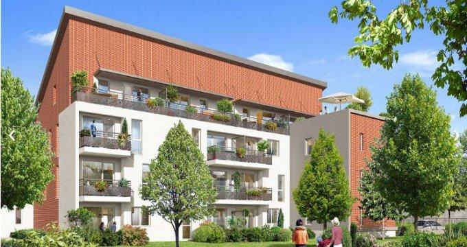 Achat / Vente appartement neuf Saint-Jean proche Toulouse (31240) - Réf. 3256