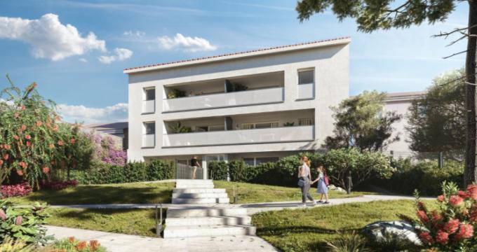 Achat / Vente appartement neuf Saint-Jory proche gare (31790) - Réf. 5096
