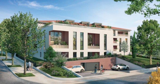 Achat / Vente appartement neuf Saint-Orens-de-Gameville centre (31650) - Réf. 5591