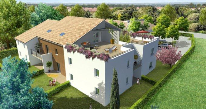 Achat / Vente appartement neuf Saint-Orens-de-Gameville centre (31650) - Réf. 77