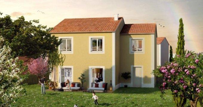 Achat / Vente appartement neuf Sainte Foy d'Aigrefeuille village (31570) - Réf. 113
