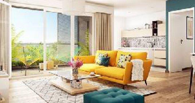 Achat / Vente appartement neuf Seysses proche centre-ville (31600) - Réf. 3293
