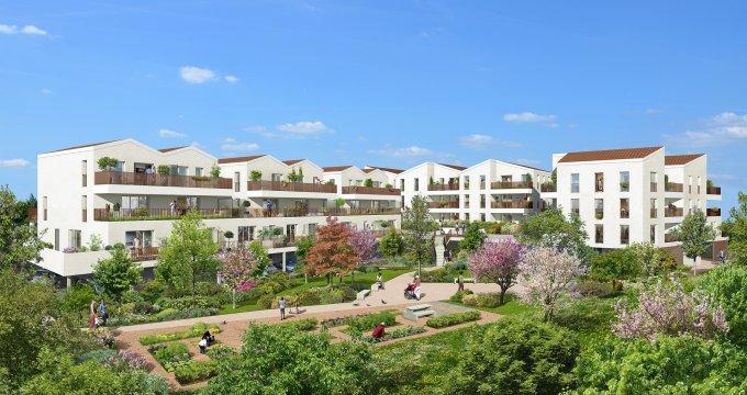 Achat / Vente appartement neuf Toulouse en face à la place Centrale (31150) - Réf. 3360