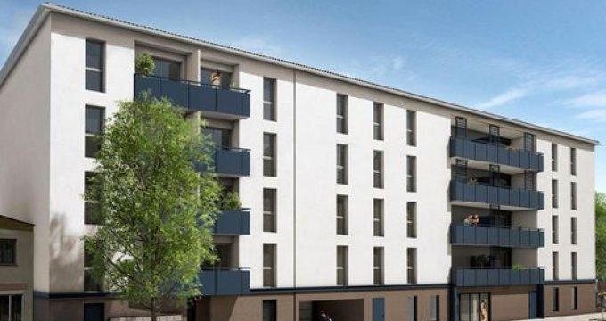Achat / Vente appartement neuf Toulouse proche quartier Borderouge (31000) - Réf. 1825