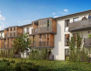 Achat / Vente appartement neuf Aucamville au cœur du centre (31140) - Réf. 3828