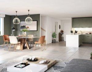 Achat / Vente appartement neuf Aussonne proche bourg (31840) - Réf. 4570