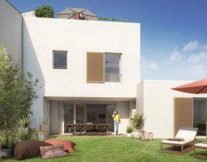 Achat / Vente appartement neuf Beauzelle écoquartier Andromède (31700) - Réf. 3674