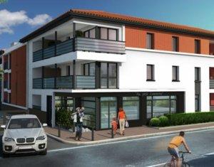 Achat / Vente appartement neuf Beauzelle village (31700) - Réf. 1295