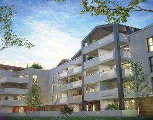 Achat / Vente appartement neuf Blagnac à 500 m du tramway T1 (31700) - Réf. 5979