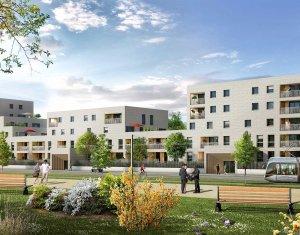 Achat / Vente appartement neuf Blagnac au pied du tramway (31700) - Réf. 3284