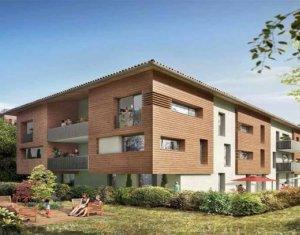 Achat / Vente appartement neuf Blagnac coeur historique (31700) - Réf. 50