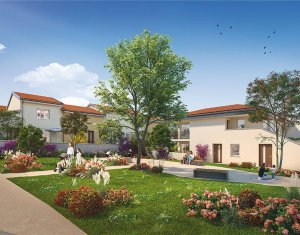 Achat / Vente appartement neuf Cadours au coeur du centre (31480) - Réf. 6292