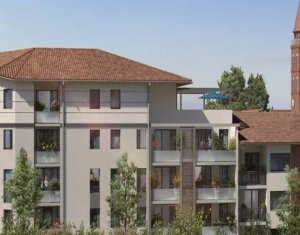 Achat / Vente appartement neuf Castanet-Tolosan à deux pas du coeur de ville (31320) - Réf. 4168