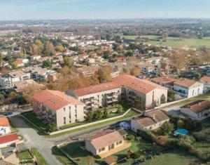 Achat / Vente appartement neuf Castanet-Tolosan cœur quartier Plaine-Haute-Coteaux (31320) - Réf. 3544
