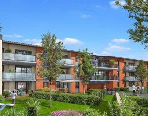 Achat / Vente appartement neuf Castanet-Tolosan en plein cœur de ville (31320) - Réf. 4117
