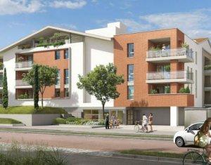 Achat / Vente appartement neuf Castanet-Tolosan proche centre (31320) - Réf. 3702