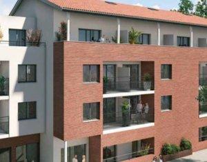Achat / Vente appartement neuf Castanet-Tolosan proche commodités (31320) - Réf. 4645
