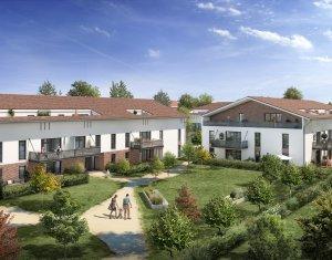 Achat / Vente appartement neuf Castanet-Tolosan quartier Salettes et Manset (31320) - Réf. 3435