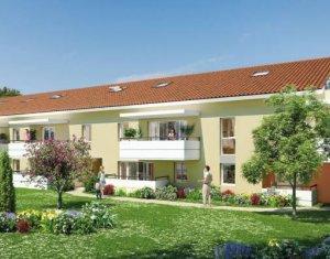 Achat / Vente appartement neuf Castelginest proche coeur de ville (31780) - Réf. 3666