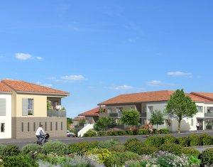 Achat / Vente appartement neuf Castelmaurou en coeur de ville (31180) - Réf. 5148