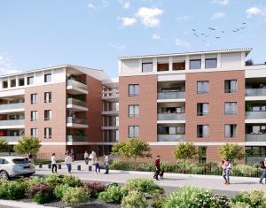 Achat / Vente appartement neuf Colomiers proche cœur de ville (31770) - Réf. 3281